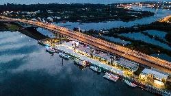亞果安平遊艇城揭開序幕 拉近台灣人民與海洋的距離