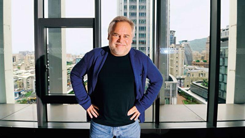 卡巴斯基實驗室CEO 尤金.卡巴斯基