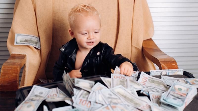 沒想過存錢、愛亂花爸媽的錢...5大錯誤觀念你的孩子中了嗎?跟猶太人學從小孩3歲開始教理財