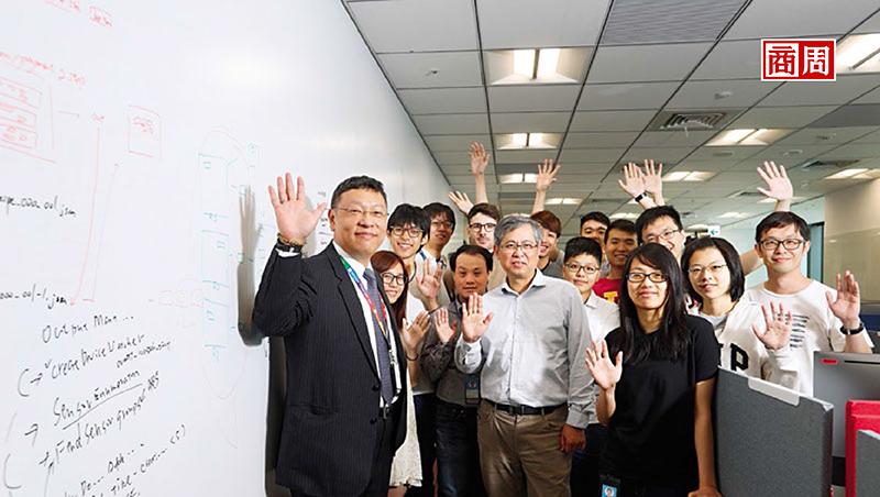 看微軟、Google 挖台灣AI腦