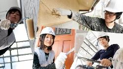 工作是刷牆壁,累、曬又危險...這間公司如何克服人手不足,讓女大生搶投履歷