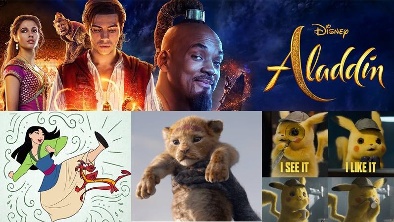 經典還是幻滅?10部動畫真人化電影評比:第7名毀原著、阿拉丁排第5、第1名是...