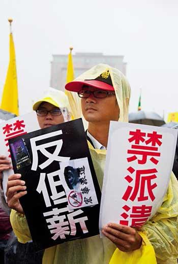 派遣勞工權益首次入法,但僅修三條文,勞團期待政府能朝立專法邁進。