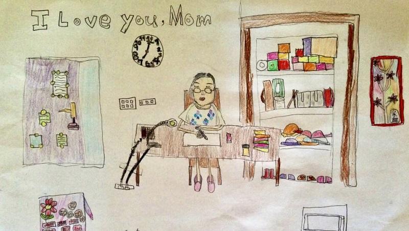 身為母親,就不能對工作懷抱熱情?10年愧疚換來女兒的理解...一名媽媽的告白