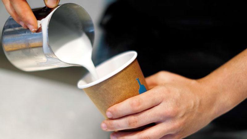 精品咖啡店大都標榜注重產製的每一道細節,燕麥力能獲得以藍瓶、知青為首的業者推薦,對形象大加分。