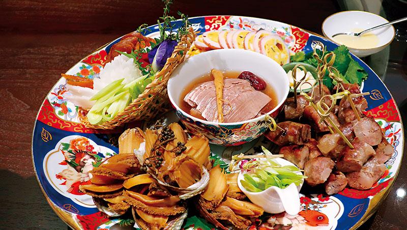 歸納《2019台北米其林指南》星榜最值得矚目的重點,「台灣味」毫無疑問是關鍵主題