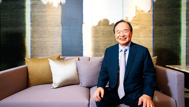 全聯實業董事長、華泰銀行常務董事、元利建設董事林敏雄
