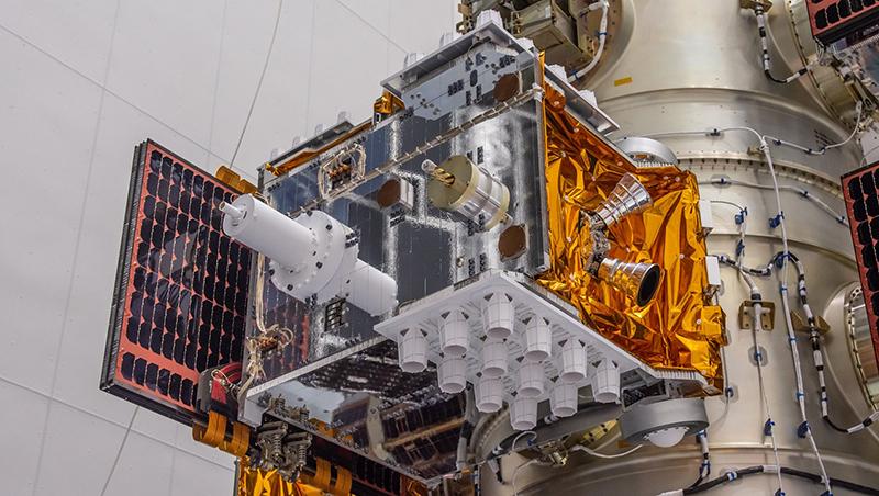 台灣自製衛星再升空!新的太空溫度計來了,5個問題帶你認識福衛七號