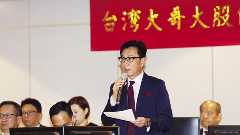 支持共頻、共網、共建,台灣大哥大董事長蔡明忠認為不用等5G時代來,現在3G、4G就能開始試行。