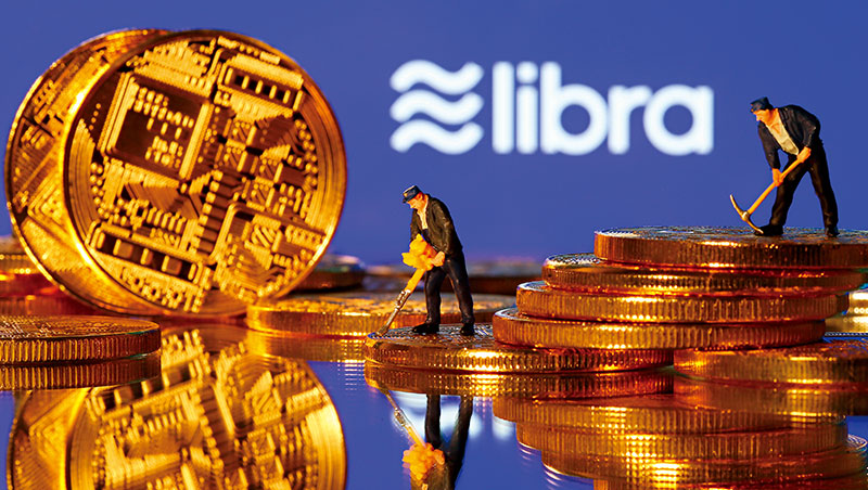 Libra潛在用戶多,恐將威脅全球金融,引來國際清算銀行示警。