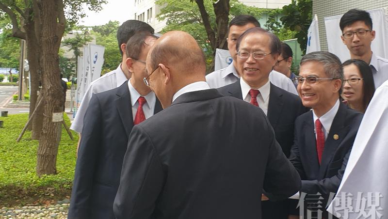 繼鄭優之後,接任中華電信董事長,謝繼茂是誰?