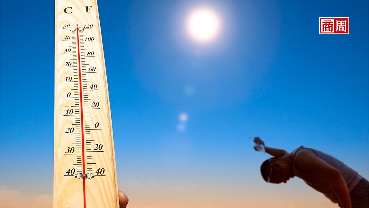 加州飆破41度、它業績激增135%!熱浪暴雨沒在怕,餐廳、零售業大賺「極端天氣財」