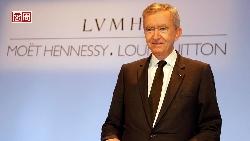 比爾蓋茲輸了,全球第二多金是他!LV老闆如何從建築公司職員,「買」成奢侈品集團霸主?