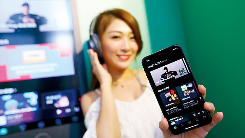 從介面、曲庫數、價格來看,Line Music並未特別突出,但它挾2,100萬用戶數的社群力而來,也讓其他音樂串流平台不敢輕敵。