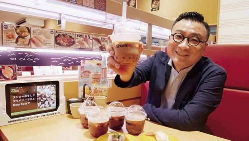 歇腳亭創辦人鄭凱隆坦言,研究日本市場3年,此次強強聯手才能建立競爭門檻。