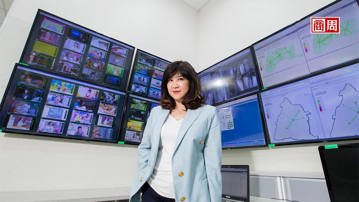 Line TV反攻你家大螢幕,為何找本土有線電視老四合搶400萬台灣人眼球?