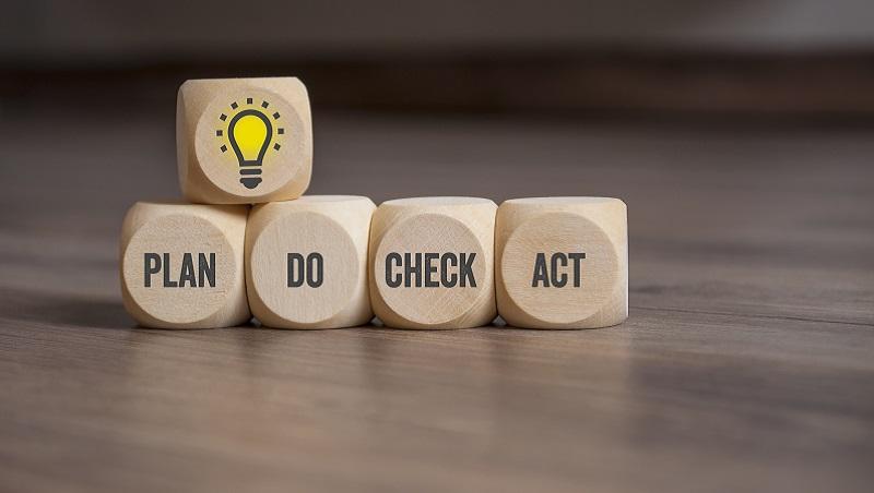 PDCA循環》你手下的主管,估目標總是失準、訂計畫老達不到,怎麼辦?