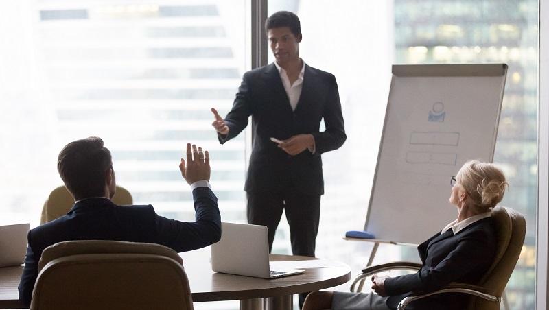 主管都該學的提問法:一次「只問一個問題」,才能得到正確答案