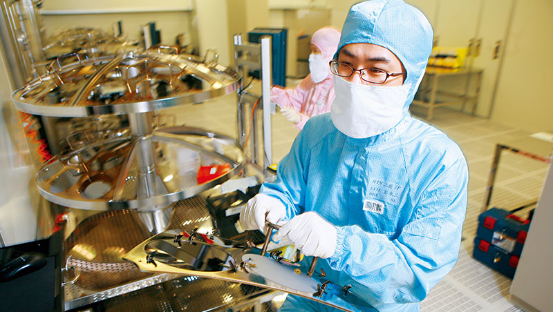 台灣上游磊晶到晶圓製造供應鏈完整,穩懋等射頻元件大廠,成為5G成長受惠族群。
