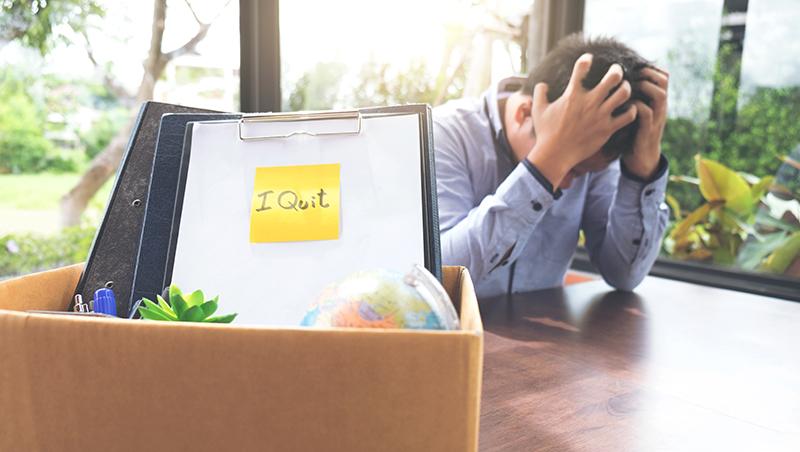 「直接辭」、「先找工作再辭」哪個好?想裸辭必備的3個條件