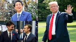安倍「沉穩」斜紋風、川普「霸氣」紅領帶...領袖名人,原來都這樣搭領帶