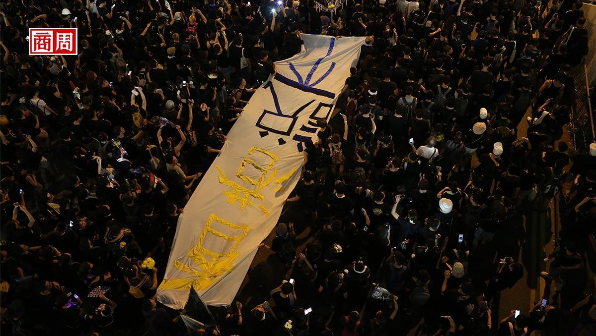 富人資產大出逃、挪移資金出境⋯⋯反送中100天,香港恐將上演「現代版天安門」