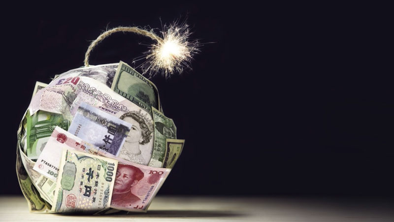 川普引爆貨幣競貶,把你的錢變更薄