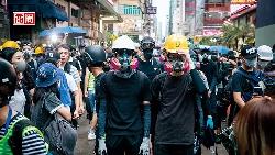 零組織、零領導人 拆解百萬人反送中蜂群策略