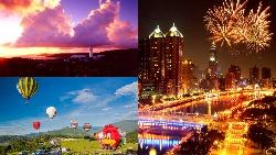 老外必訪10大美夢系景點》台灣不只有美食,煙火節、熱氣球,最潮亮點是...