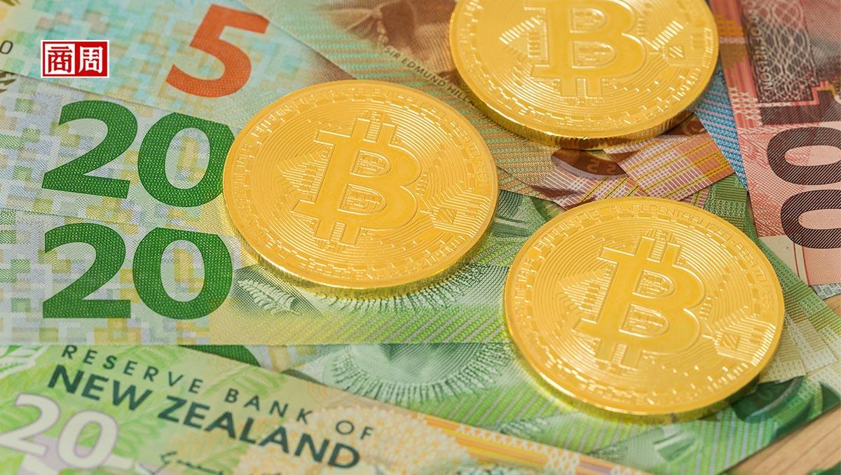 全球首例》月薪發比特幣,紐西蘭准了!虛擬幣暴漲暴跌下,這樣領年薪多1倍
