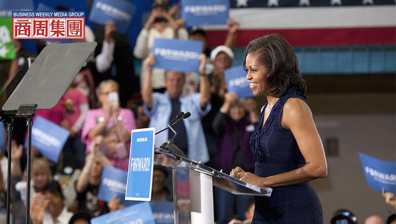蜜雪兒.歐巴馬  成為價值強者