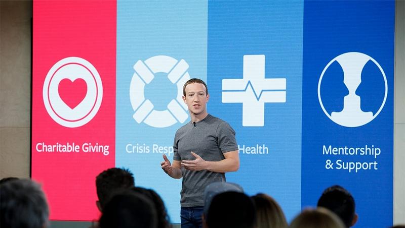 個資醜聞後,終於出面》臉書CEO馬克:我感到糟透了,我很抱歉