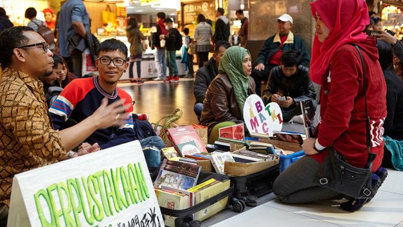 外勞開放來台22年》台北車站街訪:4位外籍移工來台心聲