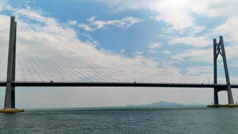 從最長跨海大橋,看中國未來5年最重要戰略:打造媲美紐約「海灣經濟圈」