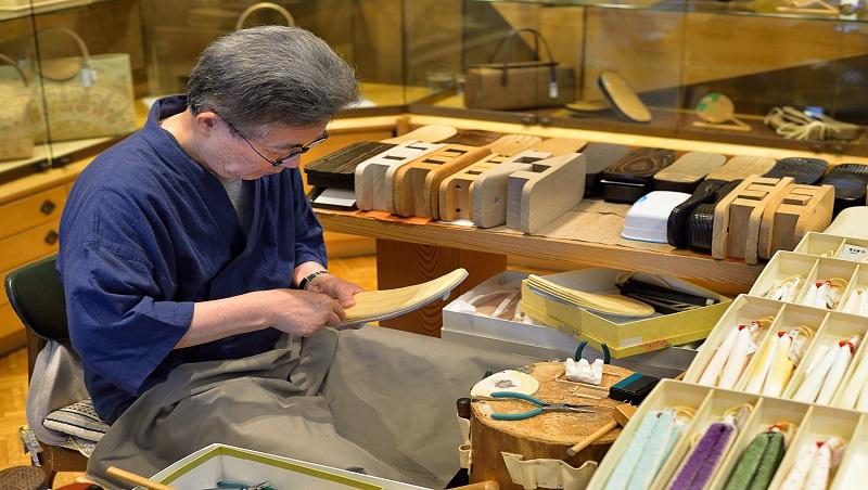 從沒落工藝老舖,到進駐各大商場...看日本名設計師如何翻新企業形象