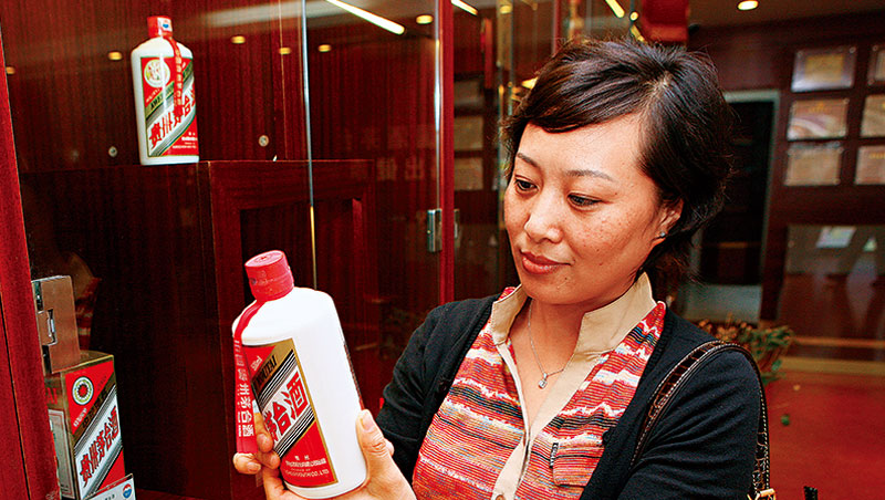 全球市值最高酒企,2天跌掉一個大立光!從茅台大跌,看中國瘋狂消費時代告終