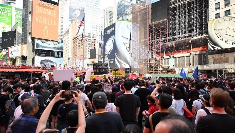 反送中惡法,香港恐失亞洲金融中心地位...台灣想博取外資青睞該借鏡的事