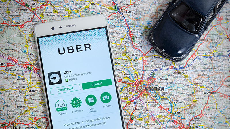 Uber不只在台灣碰壁,連發跡地加州都恐失守?一份法案如何成它最大夢魘